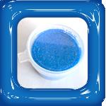blauw zand