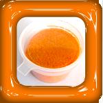 oranje zand