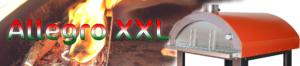 houtgestookte pizzaoven XXL