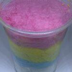 suikerspin in pot